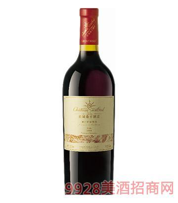 长城桑干酒庄特级精选葡萄酒干红葡萄酒