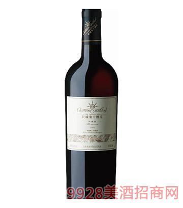 长城桑干酒庄珍藏级梅鹿辄赤霞珠干红葡萄酒