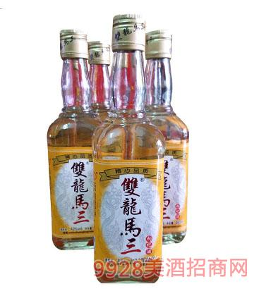 双龙马三枸杞酒