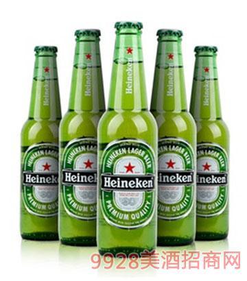 荷兰进口喜力啤酒