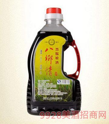 1.8L八乡情黑糯酿酒