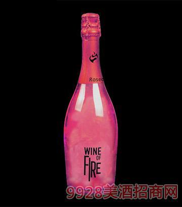 玫瑰-西班牙火焰酒