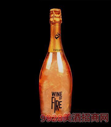火山-西班牙火焰酒