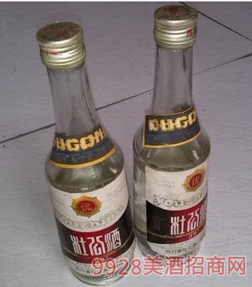 杜公酒39度历史版本