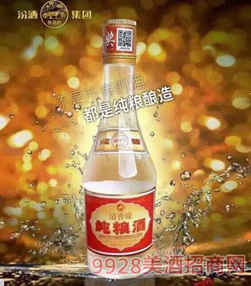竹叶青纯粮酒