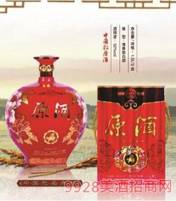 中国红原酒1500ml