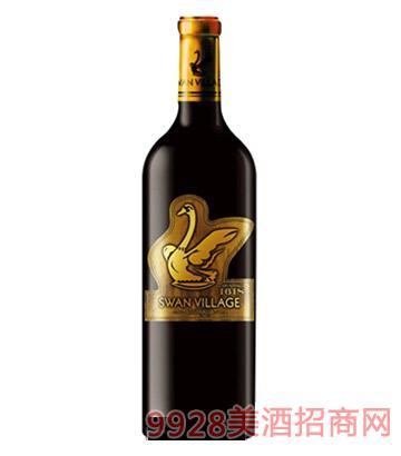西澳天鹅干红葡萄酒(金标)