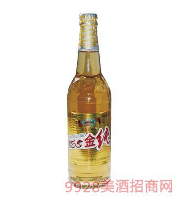 山公主啤酒-168金纯500ml