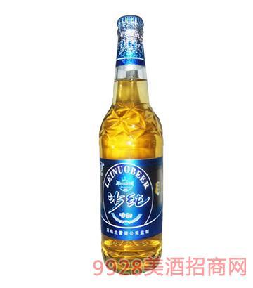 山公主啤酒-雷诺冰纯啤酒