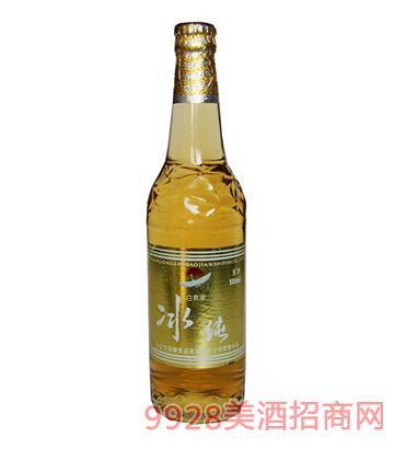 山公主啤酒-白鹤梁冰纯