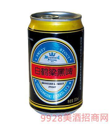 山公主啤酒-白鹤梁黑啤