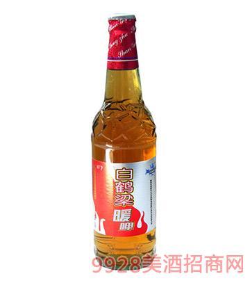 山公主啤酒-白鹤梁暖啤