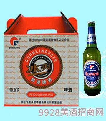 山公主啤酒-330ml冰爽10°-12瓶装