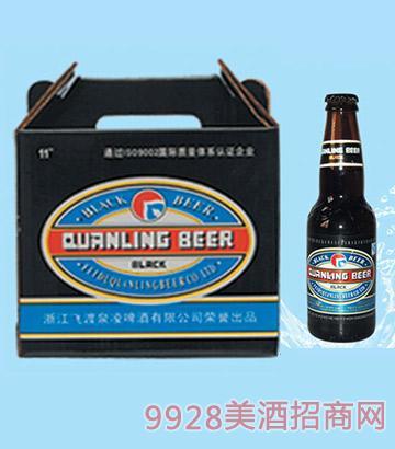 山公主啤酒-330ml黑啤11°礼品装