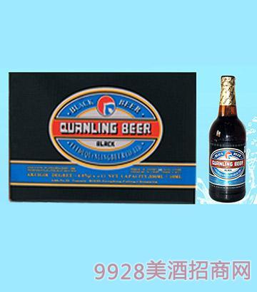 山公主啤酒-330ml黑啤11°箱装