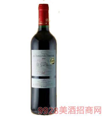 宝蓬庄园干红葡萄酒