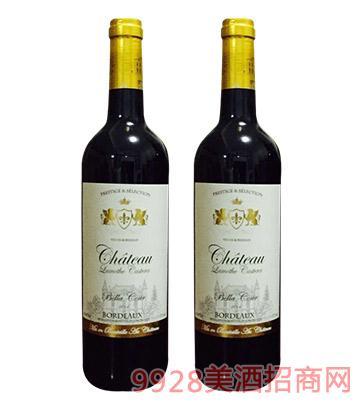 雷贝诺堡庄园葡萄酒12%12%vol750ml