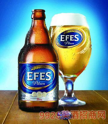 艾菲啤酒500ml