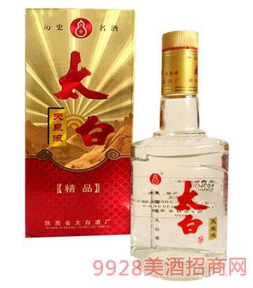 天泉液太白酒500ml