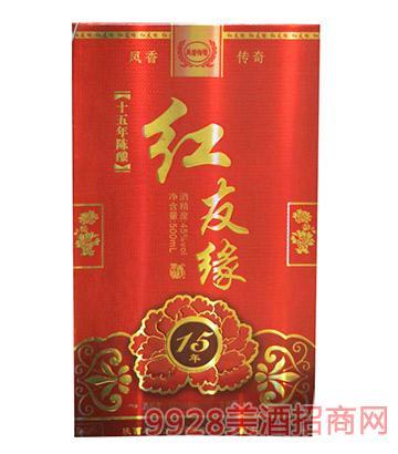 凤香传奇红友缘酒陈酿15