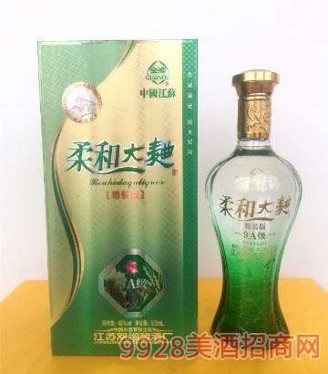 柔和大曲9A(精装版)酒