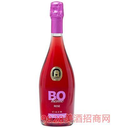 波希美—桃红气泡酒(PGI)