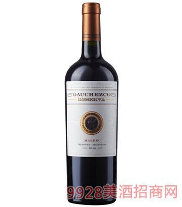 高乔骑士珍藏—马尔贝克葡萄酒