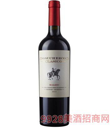 高乔骑士经典—马尔贝克葡萄酒