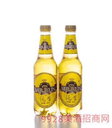 快乐跑男纯生啤酒