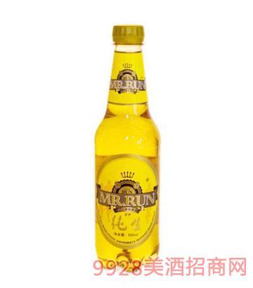 快乐跑男纯生啤酒DRAFT