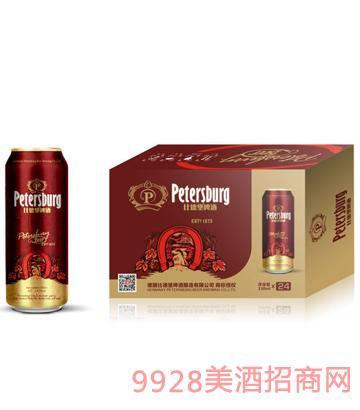 比德堡啤酒330mlx24罐