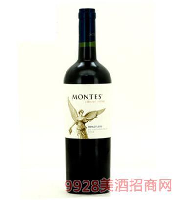 智利红酒Montes