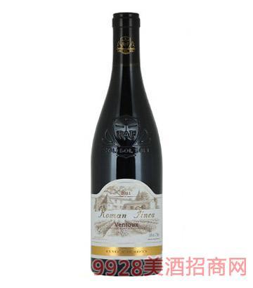 罗曼庄园干红葡萄酒