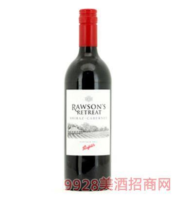 奔富洛神西拉解百纳干红葡萄酒
