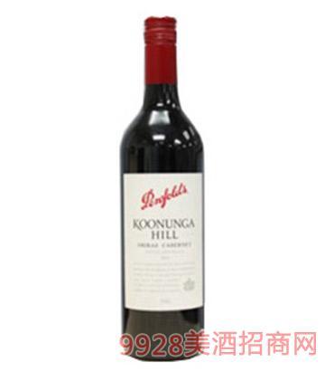 奔富蔻兰山干红葡萄酒