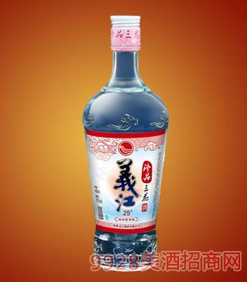 义江牌珍品三花酒25度