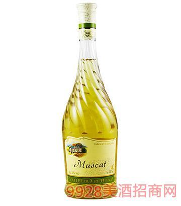 摩爾多瓦慕絲卡甜白葡萄酒