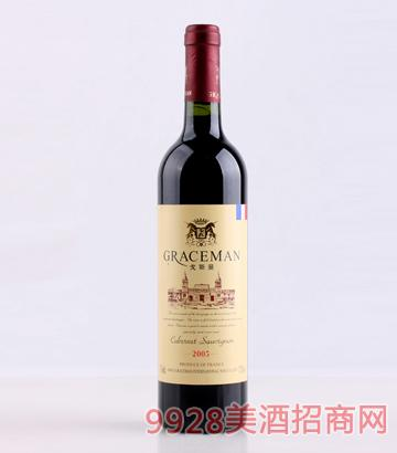 戈斯曼2005赤霞珠干红葡萄酒