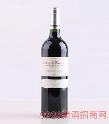 贝乐福城堡干红葡萄酒
