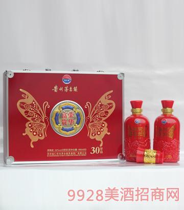 荣华富贵酒珍品30