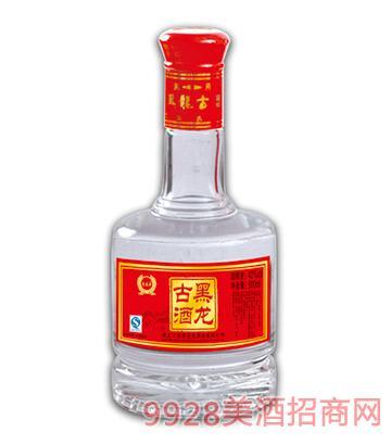 黑龙古酒龙玺-晶白42%vol