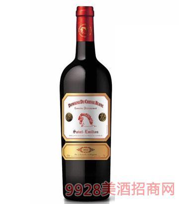 圣埃米伦白马酒庄公爵干红葡萄酒