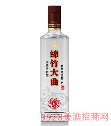 绵竹大曲光瓶酒