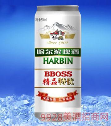 哈爾濱啤酒·精品特優500ml