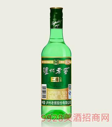 泸州老窖集团绿波二曲酒