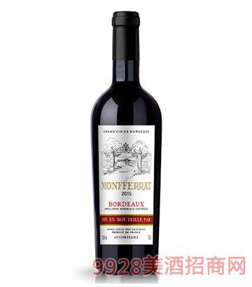 OEM赤霞珠西拉干红葡萄酒