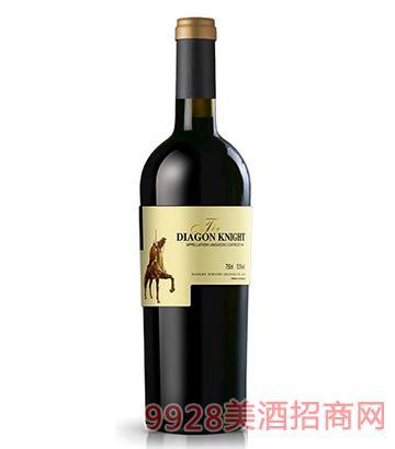 OEM西拉干红葡萄酒(黄标)