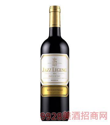 法国玛格鲁爵士传奇干红葡萄酒2014