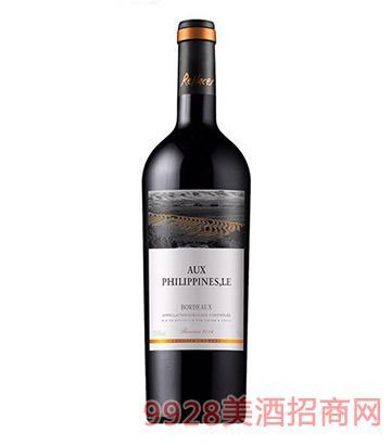 法国玛格鲁菲德伯爵干红葡萄酒2014