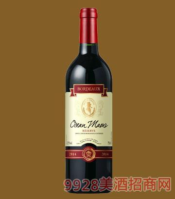 欧绅庄园男爵干红葡萄酒